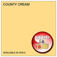 Краски для небольших видов работ SMALL JOB PAINT  кремовый (Country Cream ) 250мл