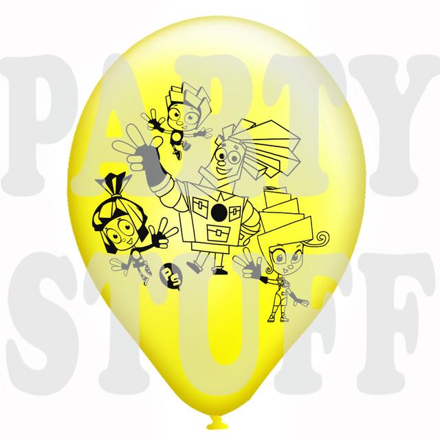 воздушный шар Фикскики