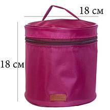 Дорожный органайзер для косметики (18*18 см) ORGANIZE K009 (разные цвета) , фото 2