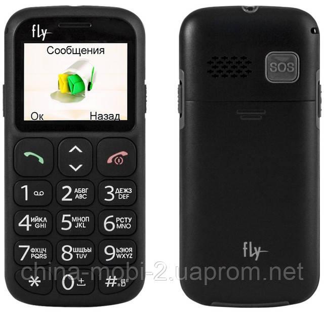 Телефон Fly Ezzy 7 Black (Бабушкофон) ' ' '