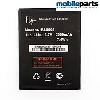 Оригинальный аккумулятор АКБ для FLY BL8005 / IQ4512 2000mAh