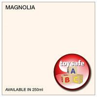 Краски для небольших видов работ SMALL JOB PAINT  магнолия ( Magnolia ) 250мл