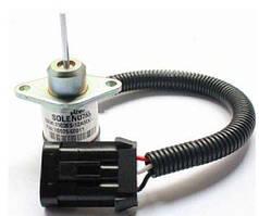 Соленоид  для двигателя Kubota  12V (1503ES-12A5UC4S)