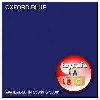 Краски для небольших видов работ SMALL JOB PAINT  темно-синий ( Oxford Blue ) 250мл