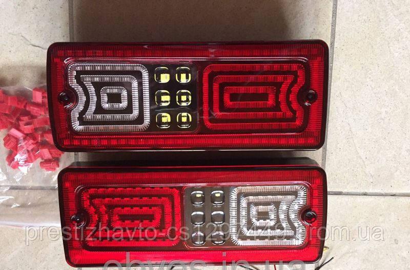 Задние фонари Mercedes G-Class W463 (диодные)