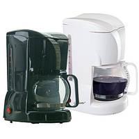 Кофеварка Maestro (10-12 чашек) белая, черная