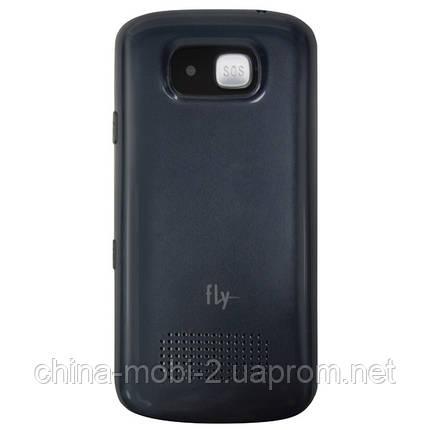 Телефон Fly Ezzy 8 Black (Бабушкофон) ' ' , фото 2