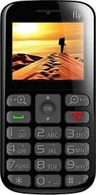 Телефон Fly Ezzy 8 Black (Бабушкофон) '3