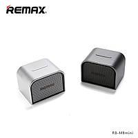 Портативная музыкальная колонка Remax RB-M8 Mini. Черный