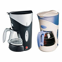 Кофеварка Maestro (4-8 чашек) белая, черная