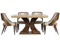 Обеденные, журнальные, кофейные столы, столовые комплекты для дома, кафе, бара, ресторана