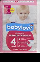 Памперсы Denk Mit babylove maxi №4 от 7-18кг (42шт)