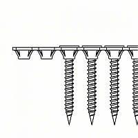 Лента шурупов 44мм S-G 3.9x35 1000шт.