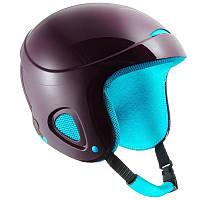 Шлем лыжный сноубордический детский WED'ZE FEEL 400 черный