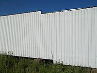 Профнастил стеновой С-15 9003 0,4