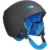 Шлем лыжный сноубордический детский WED'ZE STREAM 500 черный