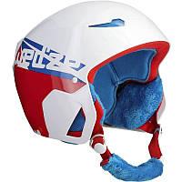 Шлем лыжный сноубордический детский WED'ZE STREAM 500 белый