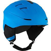 Шлем лыжный сноубордический унисекс WED'ZE H300 голубой