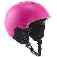 Шлем лыжный сноубордический детский WED'ZE H100 розовый