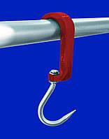 Гачок, стропа з пластмаси, на трубу діаметром 60 мм