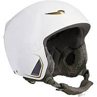 Шлем лыжный сноубордический унисекс WED'ZE STREAM 500 RACE белый