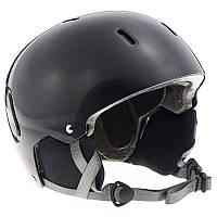 Шлем лыжный сноубордический унисекс WED'ZE ONE FEEL черный