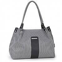 Женская сумка Dolly 461 классическая модная стильная в полоску