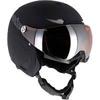 Шлем лыжный сноубордический унисекс 2 в 1 WED'ZE STREAM 550 S2 черный