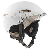 Шлем лыжный сноубордический женский Uvex GAMMA WL белый