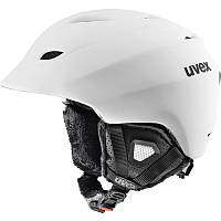 Шлем лыжный сноубордический унисекс Uvex SAGA белый