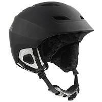 Шлем лыжный сноубордический унисекс Uvex SAGA черный