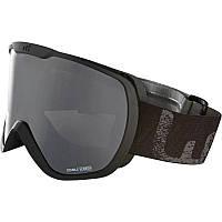 Очки лыжные сноубордические унисекс WED'ZE G-TMAX 400 черные