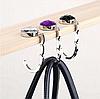 Складной держатель для сумки (фиолетовый), фото 3