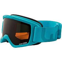 Очки лыжные сноубордические унисекс WED'ZE SNOW 300 голубые