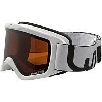 Очки лыжные сноубордические унисекс WED'ZE SNOW 300 белые