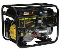 Бензиновый генератор Huter DY8000LX, 6500 Вт