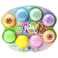 Игровой набор шариковый пластилин Playfoam 8 цветов оригинал США