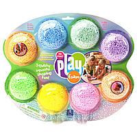 Игровой набор шариковый пластилин Playfoam 8 цветов оригинал США, фото 1