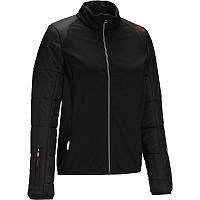 Куртка женская демисезонная под желетку Fouganza SAFY HR черная