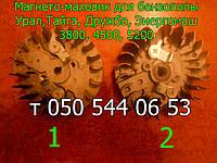 Маховик для бензопилы Урал, Тайга, Дружба, Энергомаш