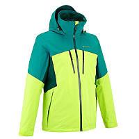 Куртка мужская осенняя, водонепроницаемая Quechua 100 цветная