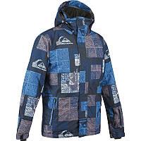Куртка мужская, лыжная QUIKSILVER YEBOW цветная