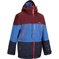 Куртка мужская, лыжная Wed'ze FREE 800 цветная
