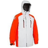 Куртка мужская водонепроницаемая Tribord 500 белая