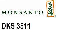 Семена кукурузы Монсанто ДКС 3511 (Dekalb)