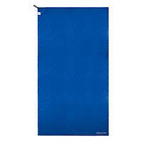 Дорожное быстросохнущее полотенце 130х73см Naturehike NH15A003-P Синий