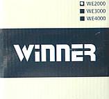 Катушка для спиннинга Winner WE 2000, 8+1 подш., фото 3