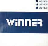 Катушка Winner WE 3000, для спиннинга, 8+1 подш., фото 3