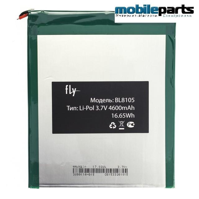 Оригинальный аккумулятор АКБ для  FLY BL8105 / FLYLIFE CONNECT 7.85 3G 2 1800mAh