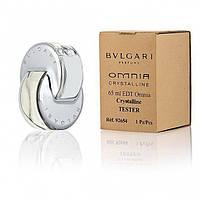 Женская туалетная вода Bvlgary Omnia Crystalline (Булгари омния кристалин), тестер
